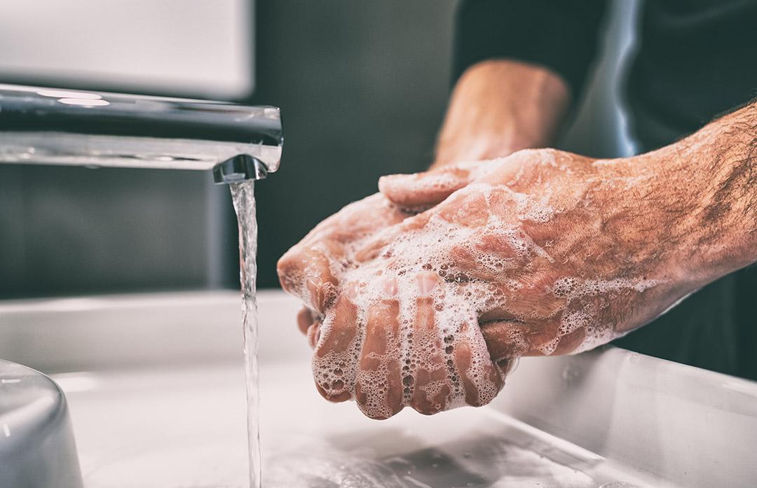 Cómo lavarse las manos para prevenir el coronavirus