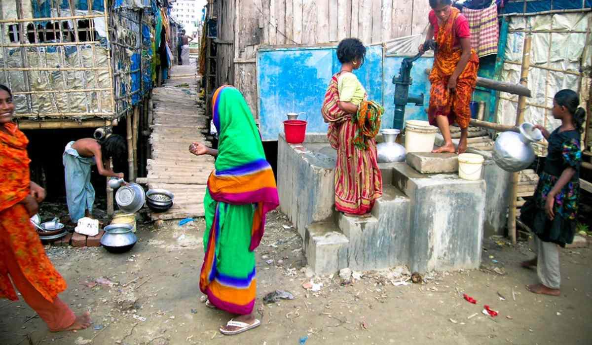 cuestionario: la mujer y el agua