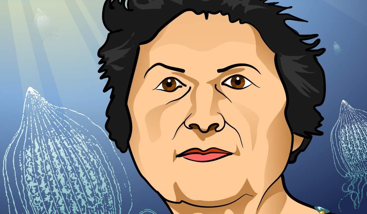 cuestionario: la mujer y el agua; Ángeles Alvariño