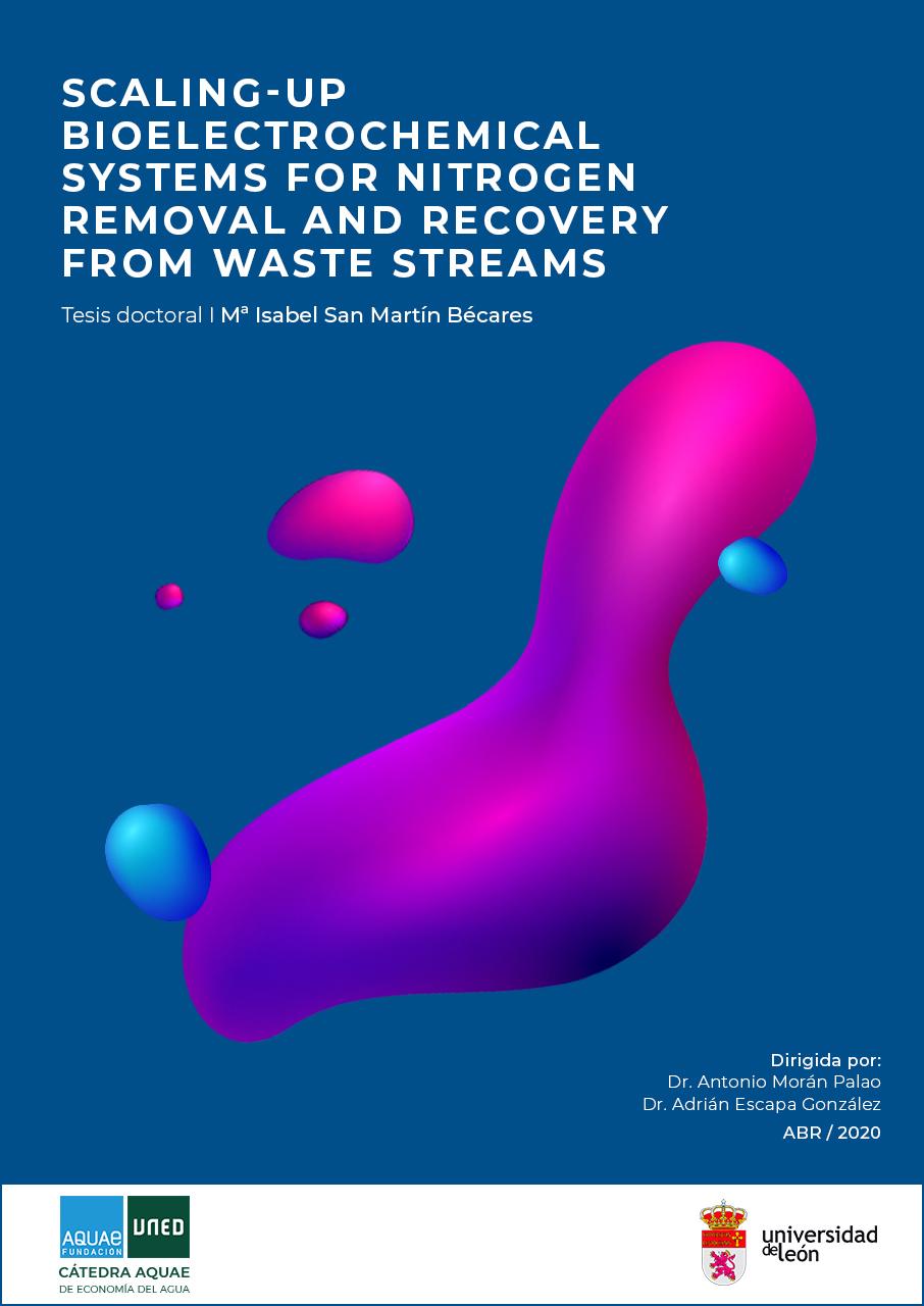 Eliminar y recuperar el nitrógeno en aguas residuales