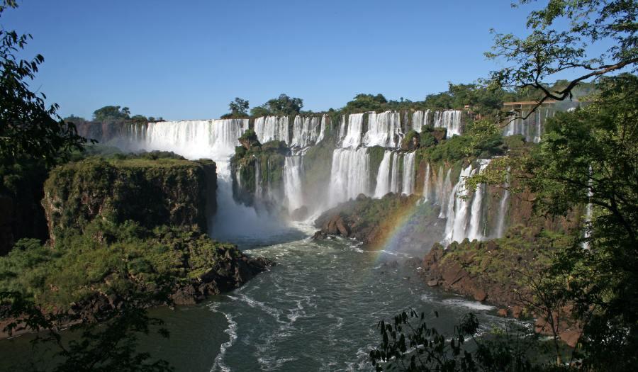 Iguazú (Argentina y Brasil)