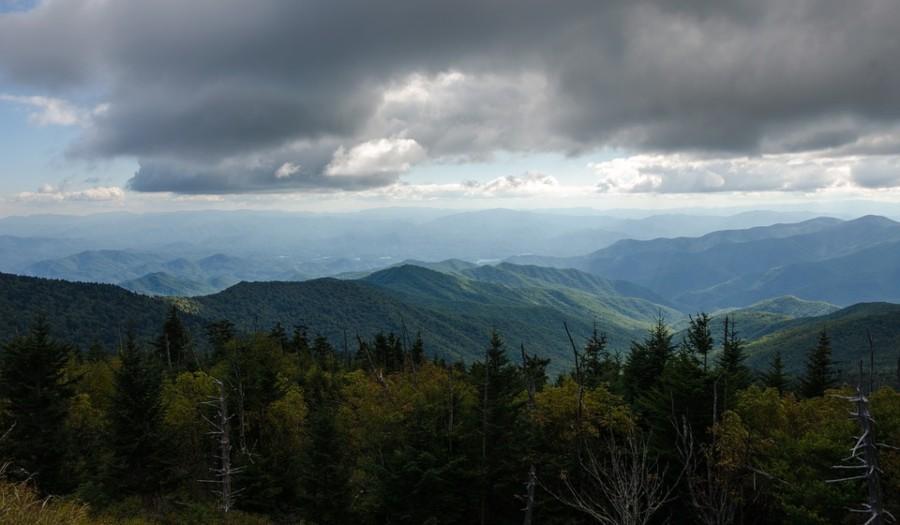 Grandes Montañas Humeantes (Estados Unidos)