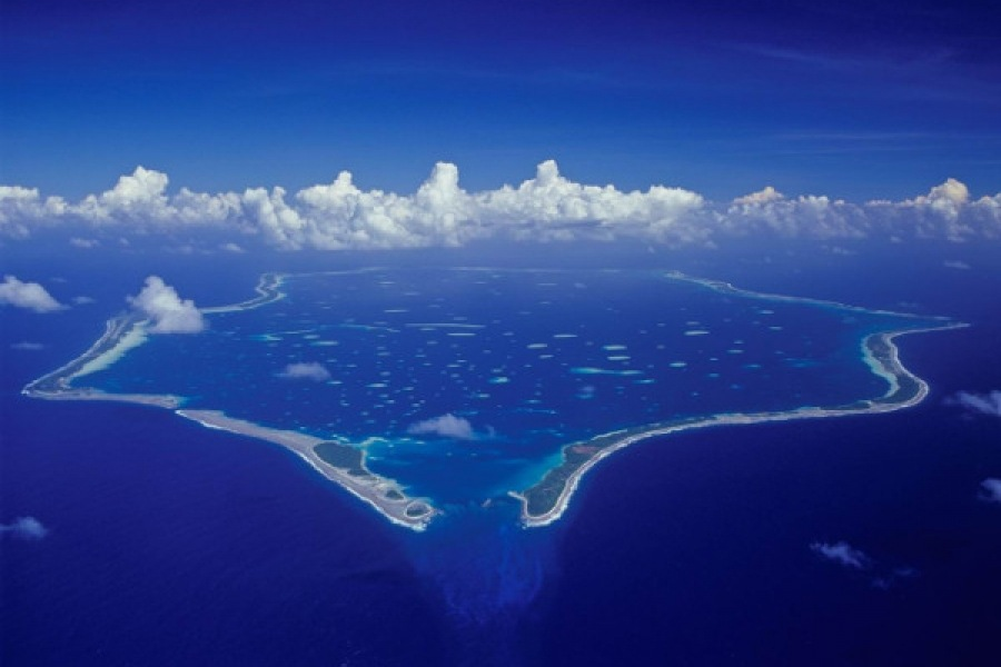 Las principales áreas marinas protegidas ayudan a mitigar los efectos del cambio climático y a proteger océanos y mares