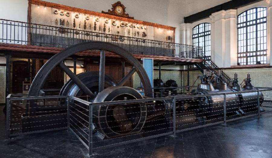 museos del agua, Barcelona