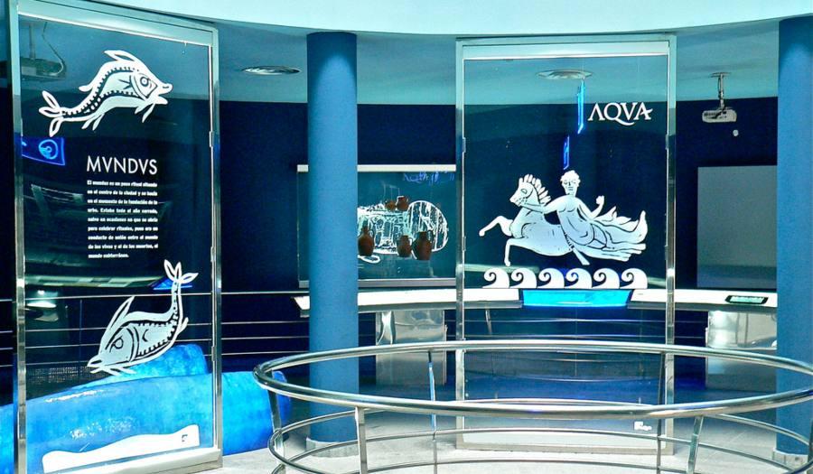 museos del agua, Mérida