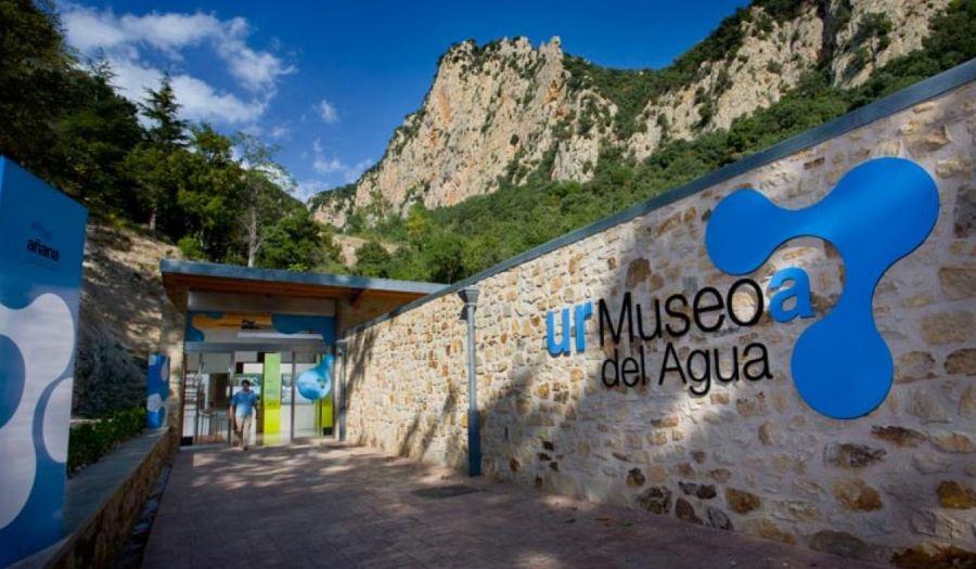 museos del agua, Álava