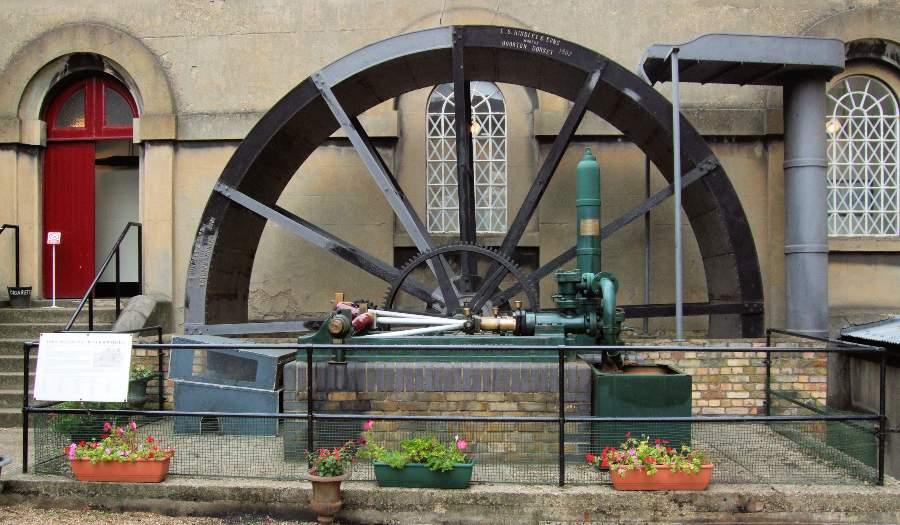 museos del agua, Londres