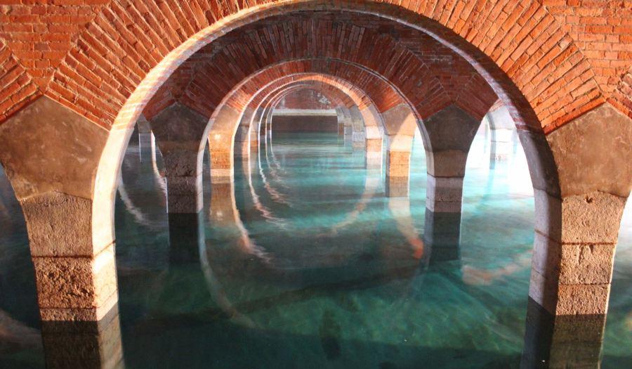 museos del agua, Santander