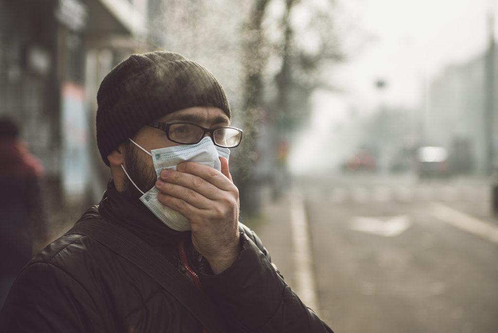 Uno de los principales problemas medioambientales es la contaminación del aire
