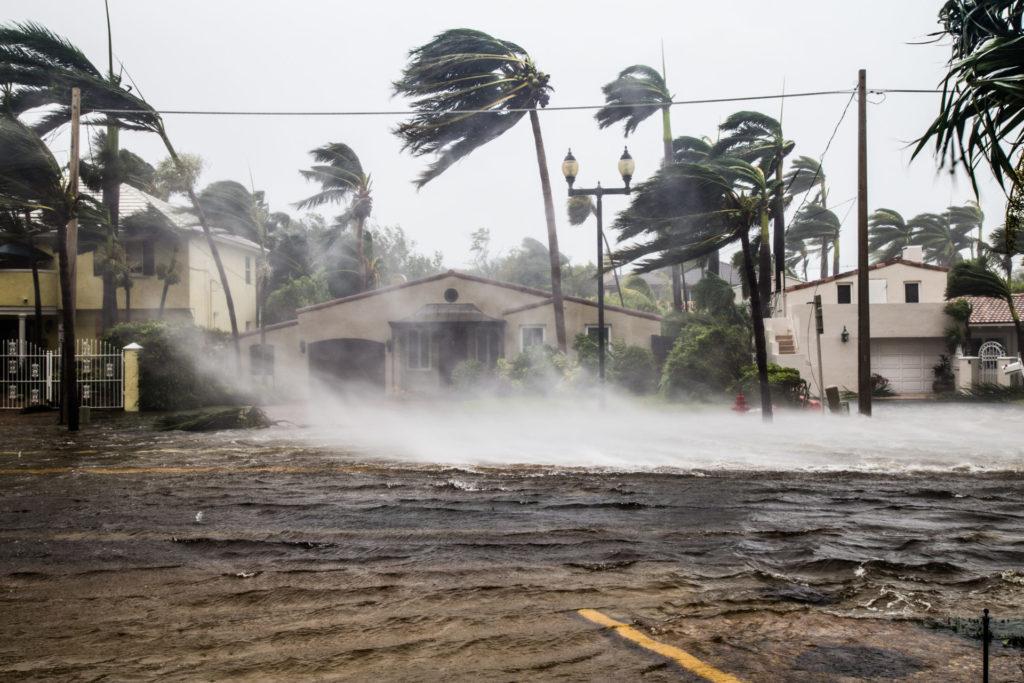 Existen claras diferencias entre cómo se forma un tornado y un huracán