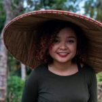 Louise Mabulo, joven filipina Campeona de la Naturaleza de la ONU en Asia y Pacífico por su proyecto por promover la agricultura sostenible en Filipnas