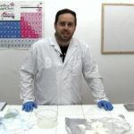 Vladimir Sánchez, youtube en Breaking Vlad, nos explica las propiedades del poliacrilato de sodio caoaz de absorber 90 veces su peso