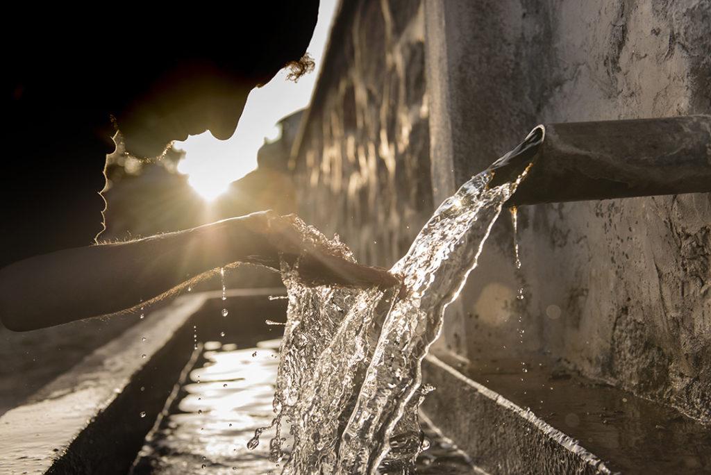 Arturo Larena, director de EFEVerde, reflexiona sobre el papel de la información ambiental como mecanismo para tomar conciencia de la escasez de recursos naturales como el agua
