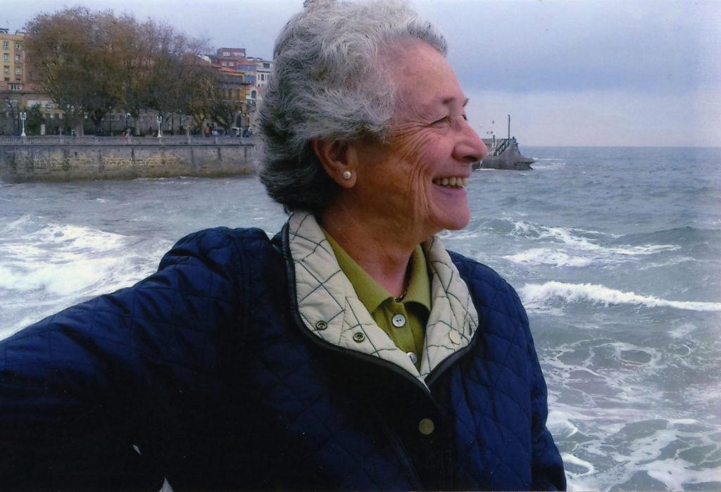 Lola Higueras fue, junto a Pilar Luna, una de las primeras mujeres que se dedicaron a la arqueología submarina