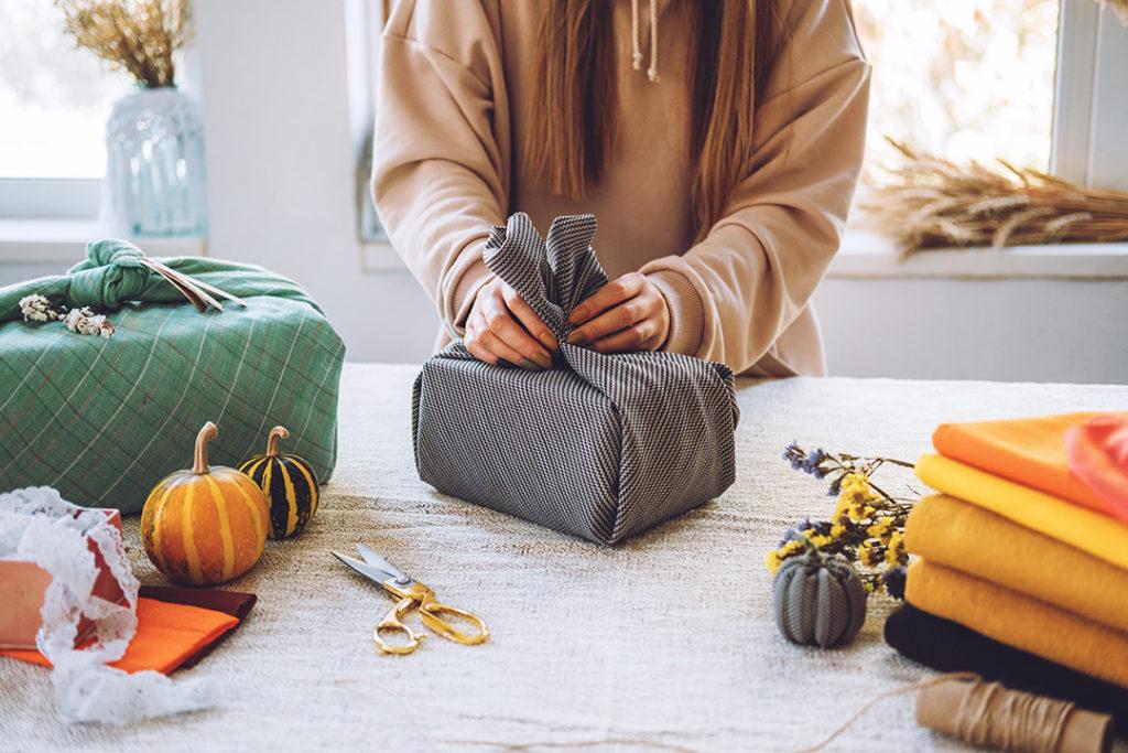 El embalaje ecológico es una oportunidad para hacer nuestros regalos sostenibles