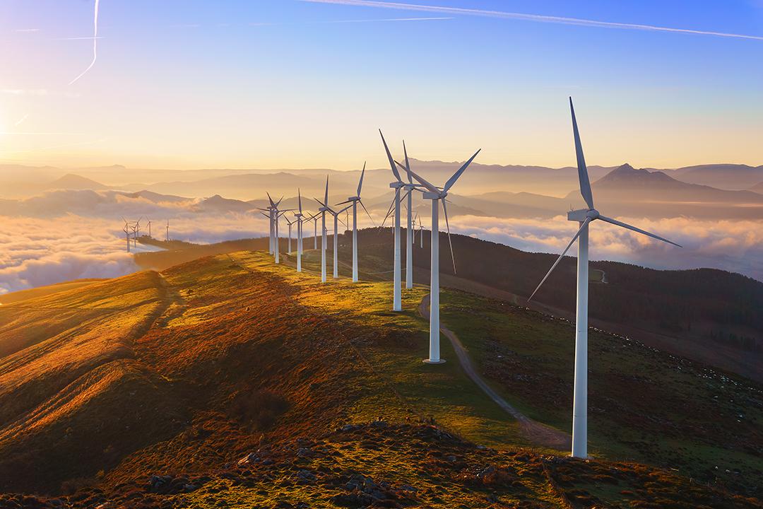La energía eólica en España es una de las más potente de la Unión Europea