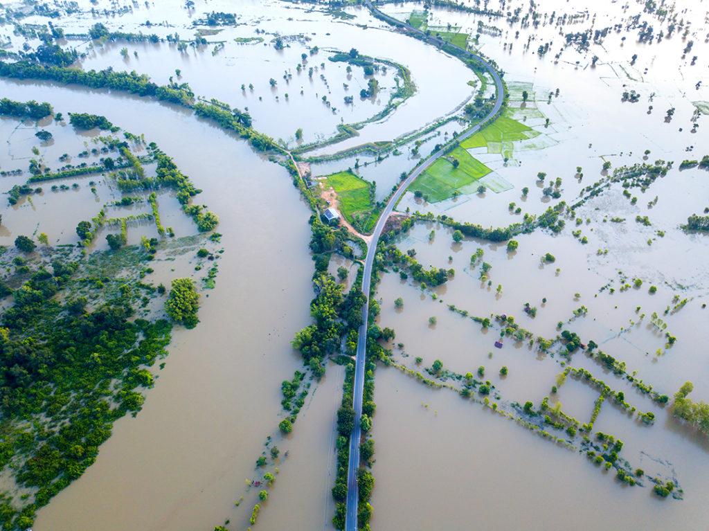 El Corredor Seco es una de las zonas que más sufre fenómenos climatológicos extremos debido a la crisis climática