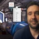 José Benito, Section Leader CERN, nos explica los diferentes proyectos que se