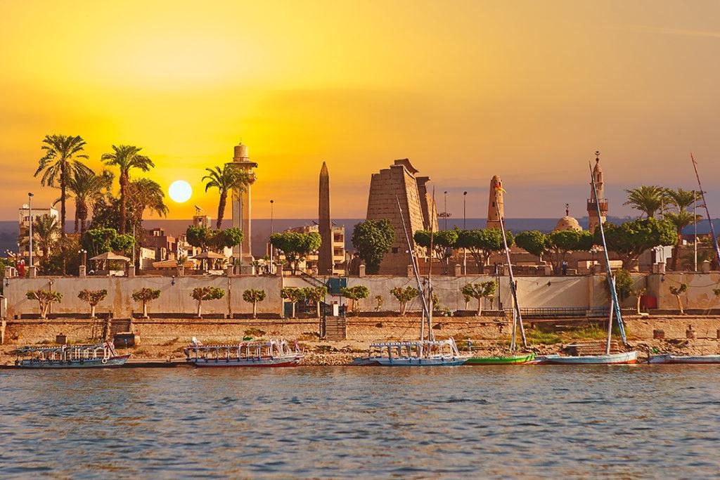Egipto fue una de las sociedades hidráulicas más antiguas de la humanidad