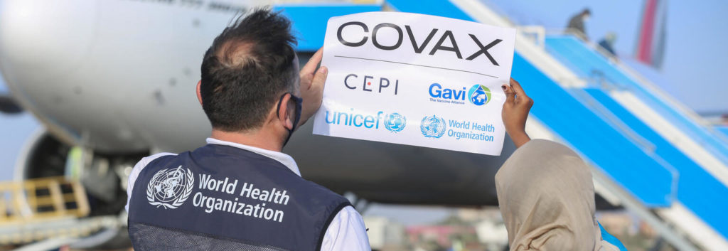 Covax, una iniciativa para garantizar la vacunación contra la Covid-19 en el mundo