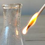 agua oxigenada, un poderoso oxidante
