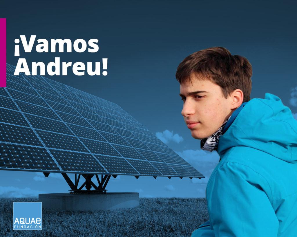 Andreu Pujol, ganador del certamen nacional, compite en la final internacional del SJWP 2021