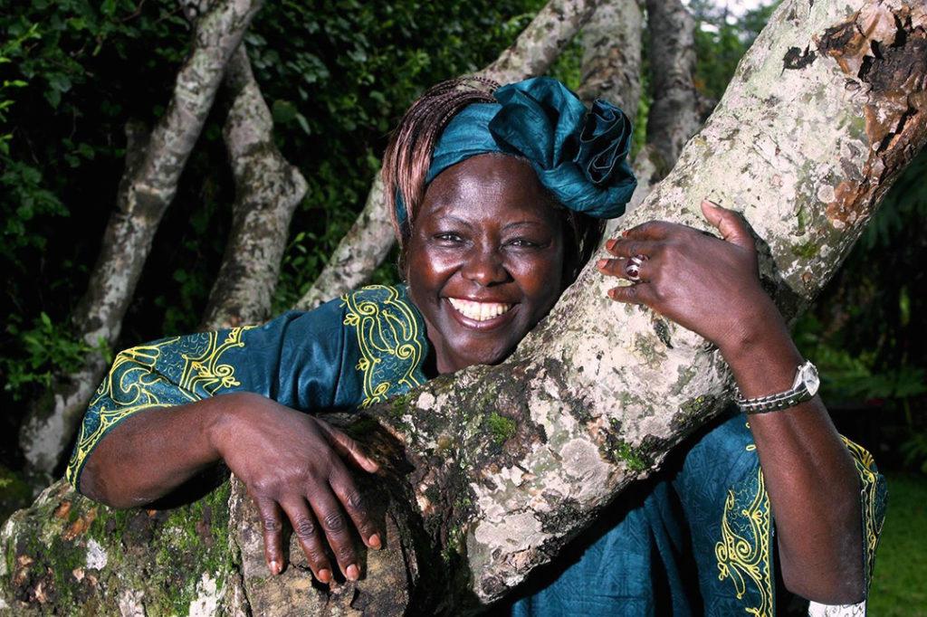 Wangari Maathai fue la primera mujer africana en conseguir el Premio Nobel de la Paz