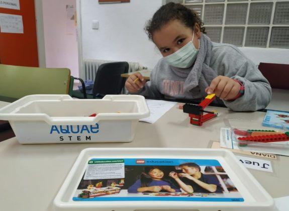 Aquae STEM: por la igualdad