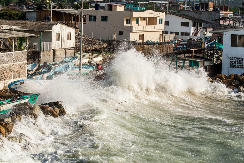 La ciencia de datos permite incorporar herramientas en el estudio del cambio climático en el clima marítimo